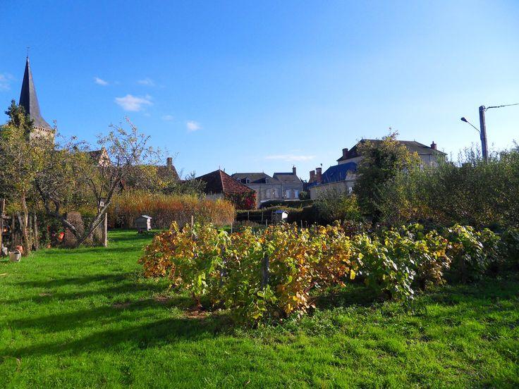 Au cœur de Chassignolles, un village du Berry