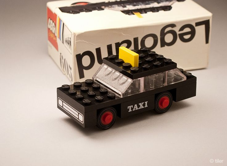 LEGO 605 – Taxi