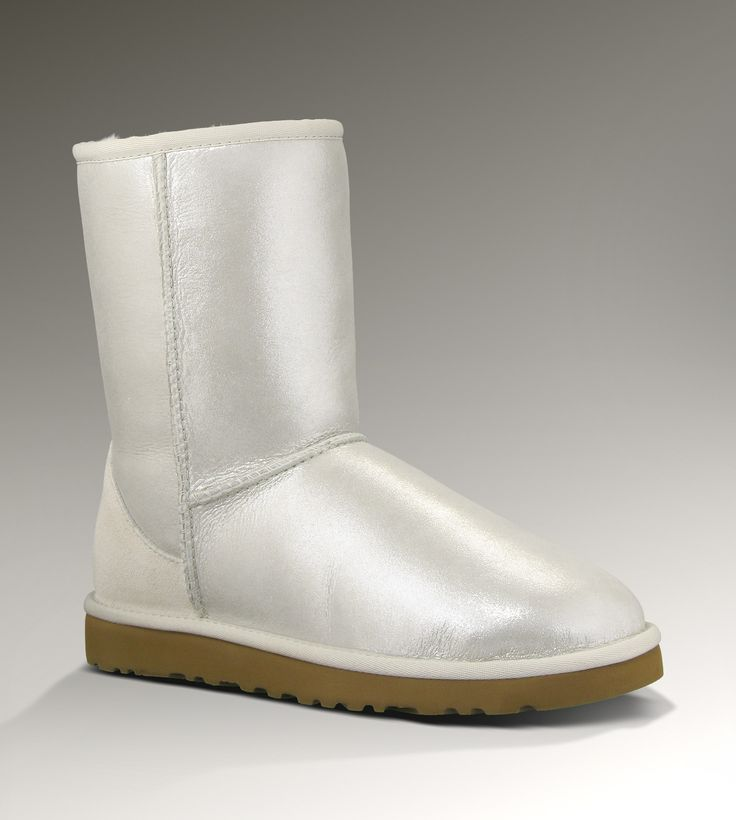 PEARL UGGS   UGG® Classic Glitter for Women | Sparkly Sheepskin Boots for Women at UGGAustralia.com