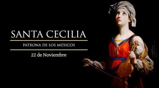 """Mantente al tanto de la tendencia """"Santa Cecilia"""" y conoce a la patrona de la Música. http://mexico.srtrendingtopic.com/trend/9404/2016-11-22/2016-11-29/santa-cecilia.html"""