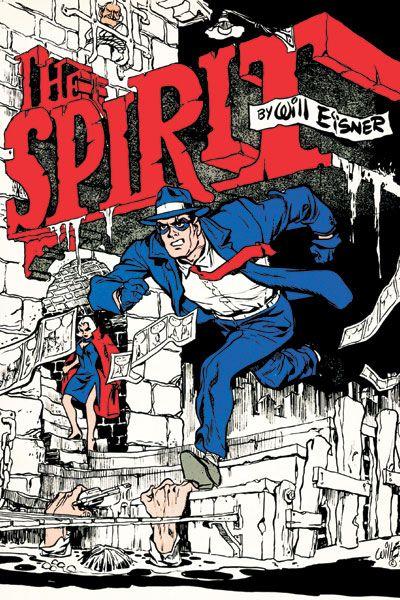 Ritorna in Italia The Spirit di Will Eisner