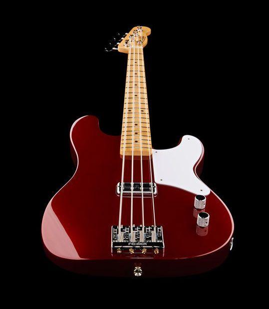 Fender Cabronita P-Bass MN CAR 2013 - Thomann France