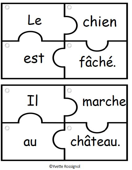 "French phonics, le son""ch"". Tons of fun activities to accompany a cute poem a…"