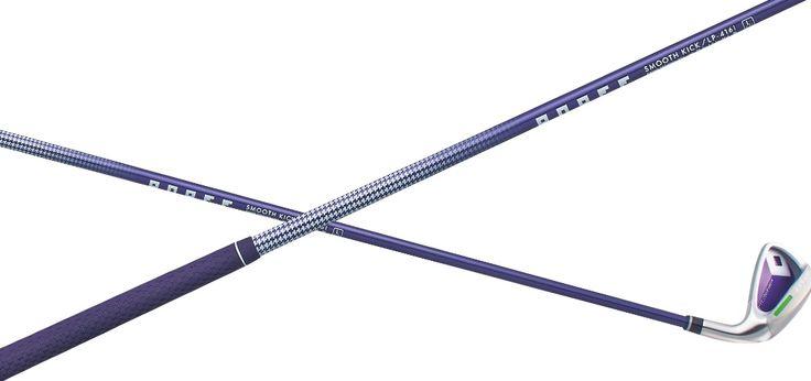 ONOFF 16 Irons LP-416I Purple Damen #golf #clubs #schläger #irons #lady #2016 #color