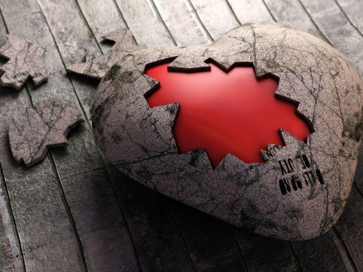 Coeur brisé: 3 façons de guérir d'une relation traumatisante