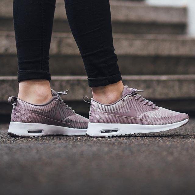 Nike Wmns Air Max Thea Textile - Plum Fog/Purple Smoke