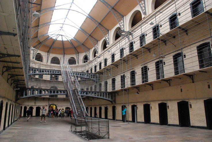Kilmainham Gaol in Dublin - June 2014