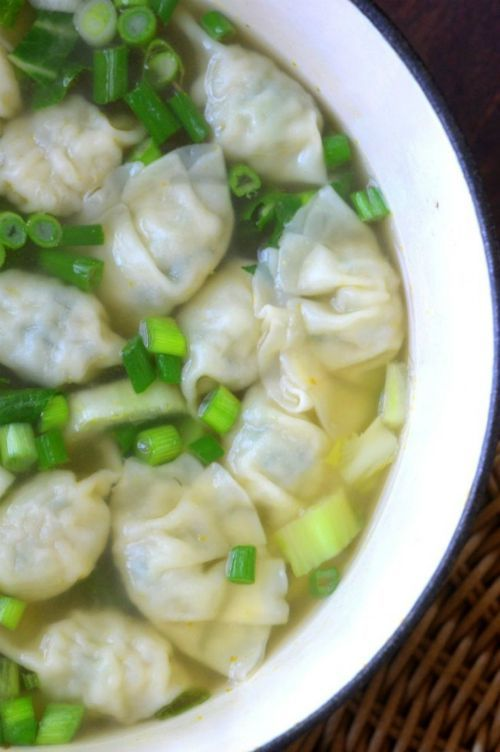 Miso Wonton Soup and 31 Days of Fall and Winter Soups on Frugal Coupon Living plus Gourmet Grilled Cheese.