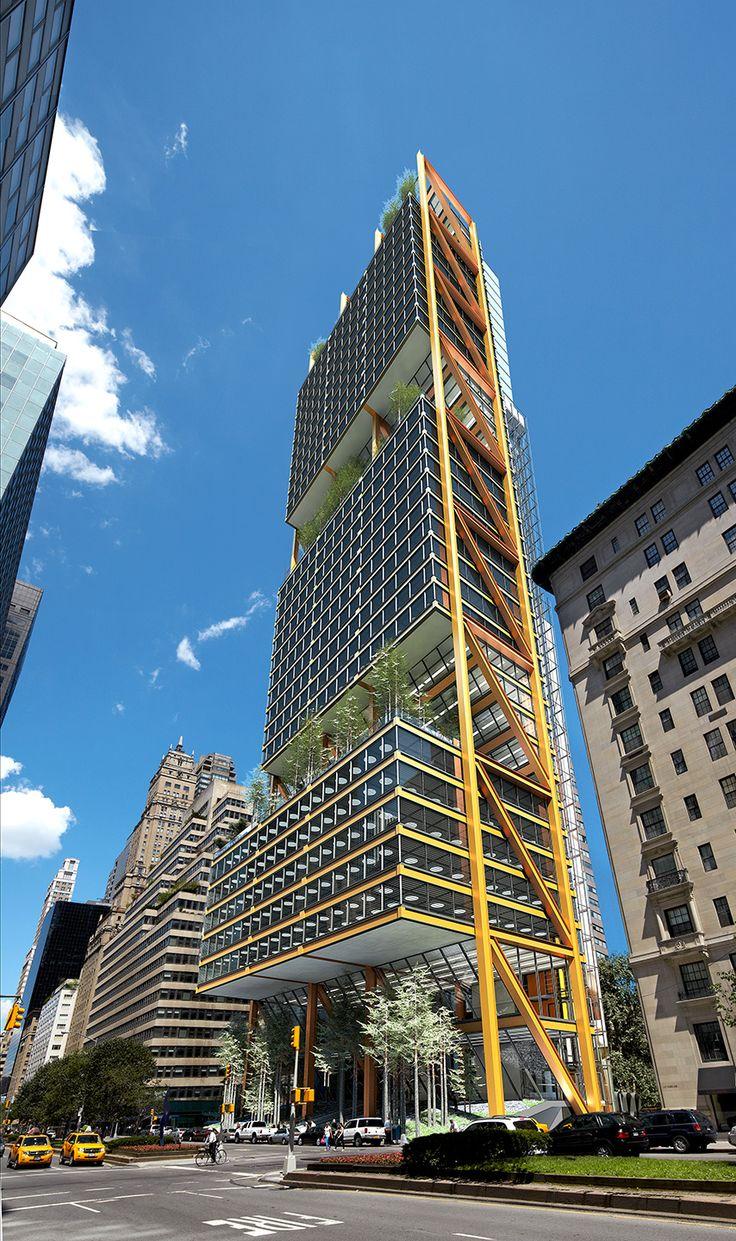 425 Park Avenue, NY | Photo © Rogers Stirk Harbour + Partners