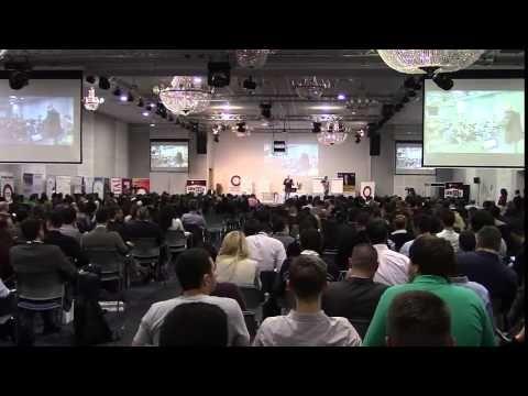 Bruno Medicina at Jordan Belfort Conference in Bucharest