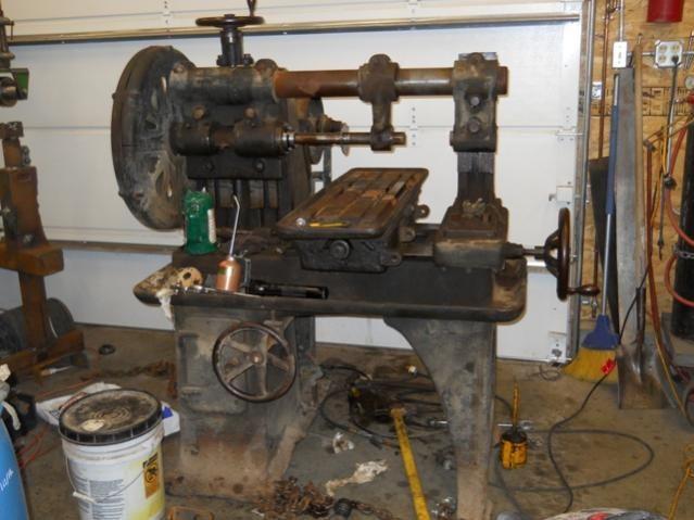 Antique Milling Machine Căutare Google Milling