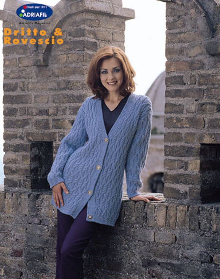 43 Best Adriafil Knitting Patterns Images On Pinterest Free