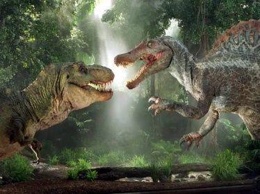 044 pravěk prehistoric dinosaur dinosauři