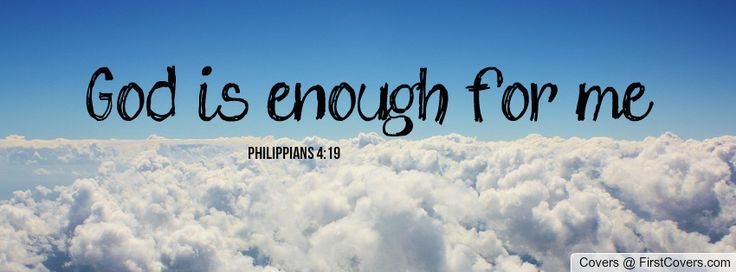 God is enough - Google Search