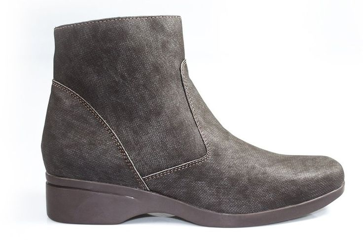 Bota Abutilon Marrom - Vegano shoes