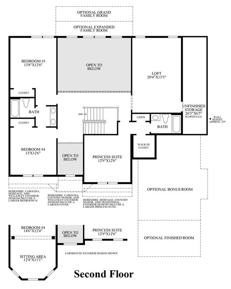 Best 25 2nd floor ideas on Pinterest Modern mansion Beautiful