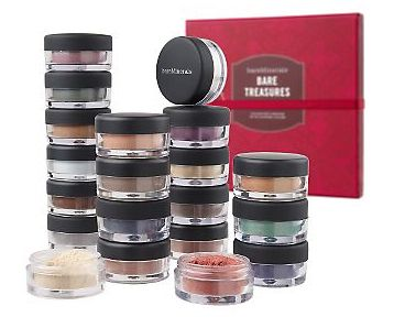 ... detail for -Bare Minerals Bare Treasures Eye Color Holiday Collection