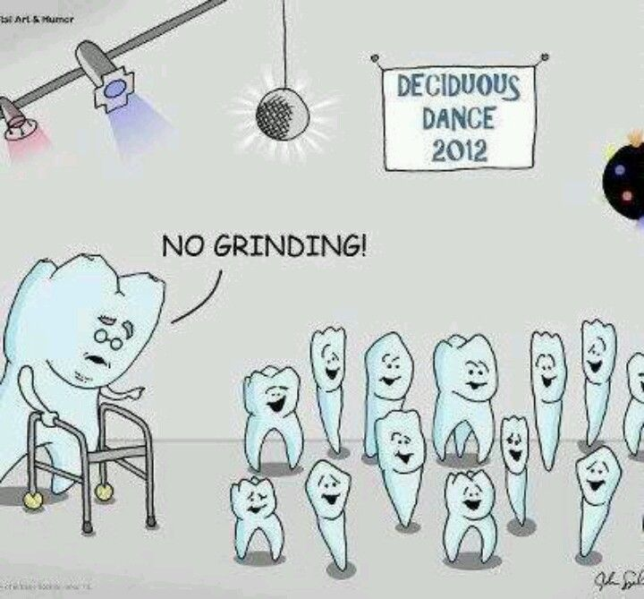 Don't grind your teeth! For more dental humor and tips, check out our blog: www.beaversdentis...