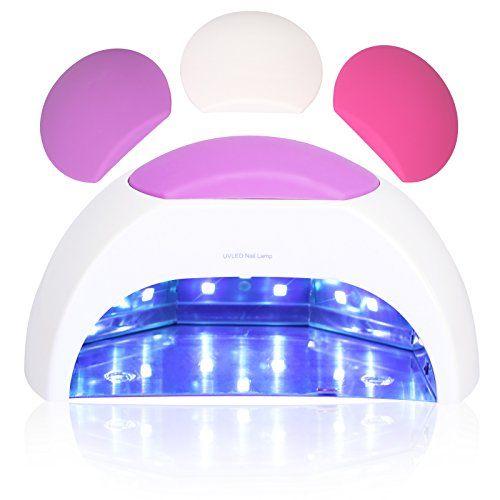 Roleadro 48w Lampe LED Ongle Séchoir pour Led Gel UV Vern... https://www.amazon.fr/dp/B01KX101YU/ref=cm_sw_r_pi_dp_x_.QRlyb4D7VFAD