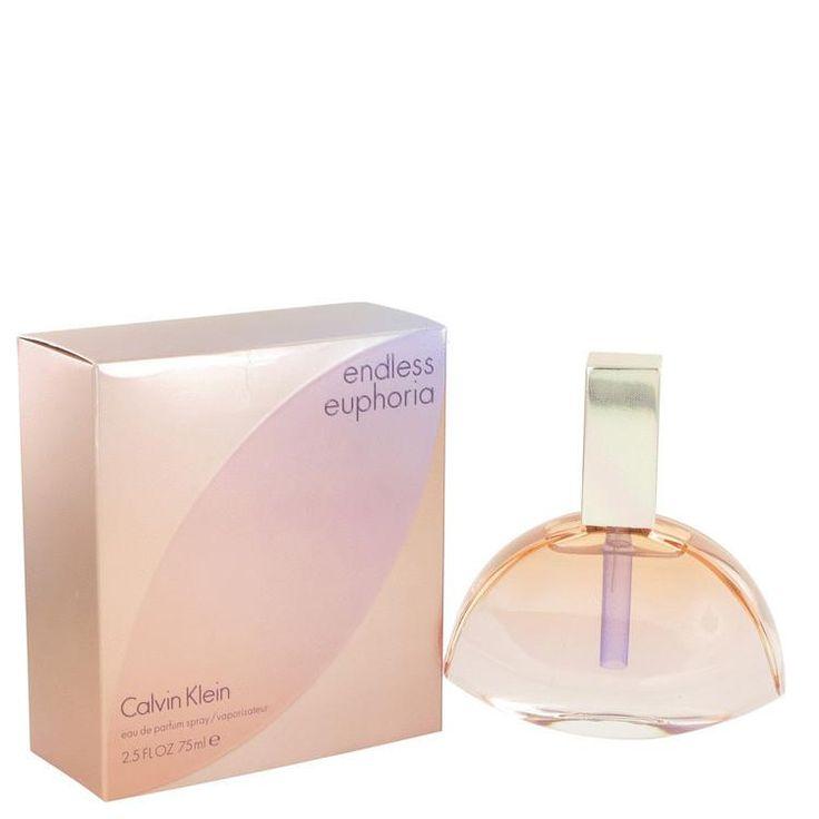 Endless Euphoria Eau De Parfum Spray By Calvin Klein