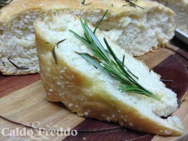 Aprenda a fazer uma focaccia deliciosa, muito fofinha e saborosa - Caldo e Freddo Blog de Gastronomia