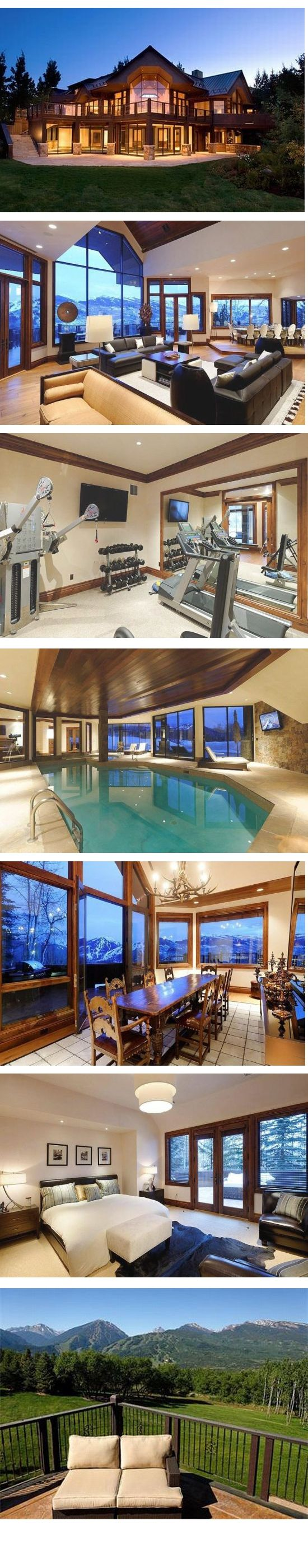 Ellery round crib for sale - Luxurious Aspen Starwood Estate Is For Sale At 18 5 Million