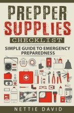 """A simple """"how to"""" method for prepping: Prepper Supplies Checklist"""