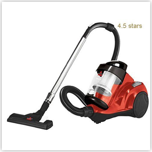 Bissell 2156C Bagless Canister Vacuum   Kitchen $0 - $100 : 0 - 100 Bagless Best Vacuum Bissell Canada Canister Rs.5000 - Rs.5200 Vacuum Zing