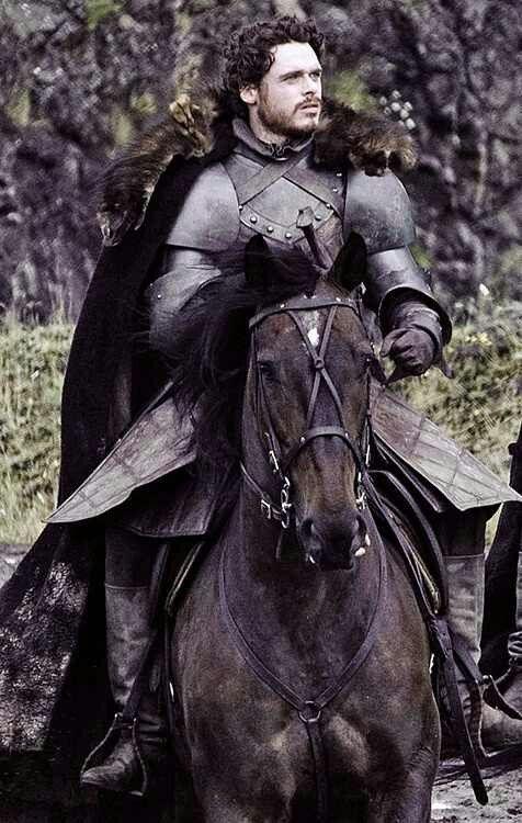Robb Stark (Game of Thrones, 2011-present)