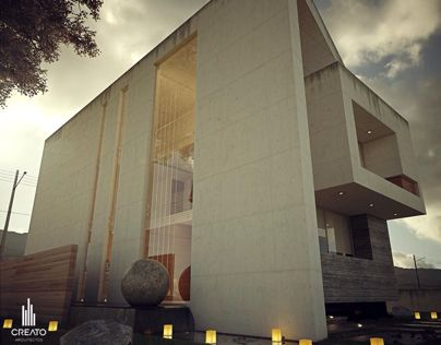 GREY HOUSE Provenza. Tlajomulco de Zúñiga Jalisco México   Proyecto y Construcción Creato Arquitectos  Arq. Javier Cuevas