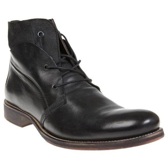 Sole Webley Herren Stiefel Schwarz: Amazon.de: Schuhe & Handtaschen
