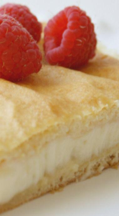 Breakfast Cheesecake