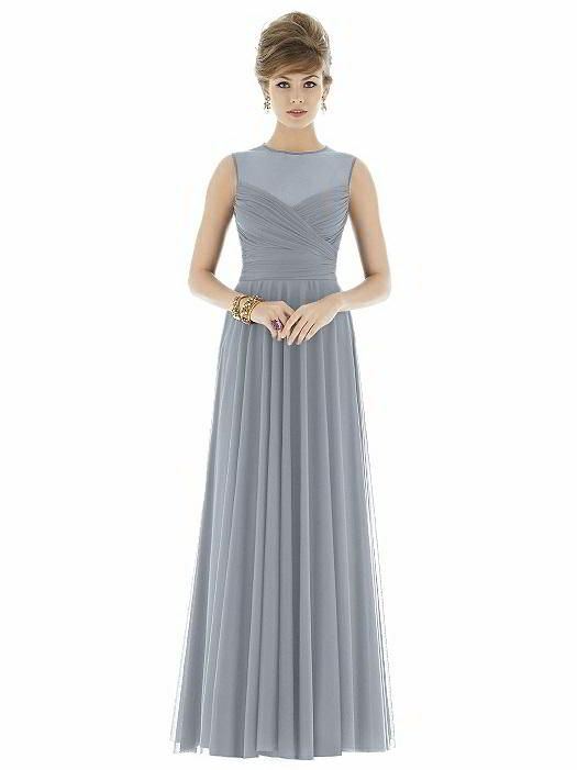 Alfred Sung Bridesmaid Dress D677 | The Dessy Group
