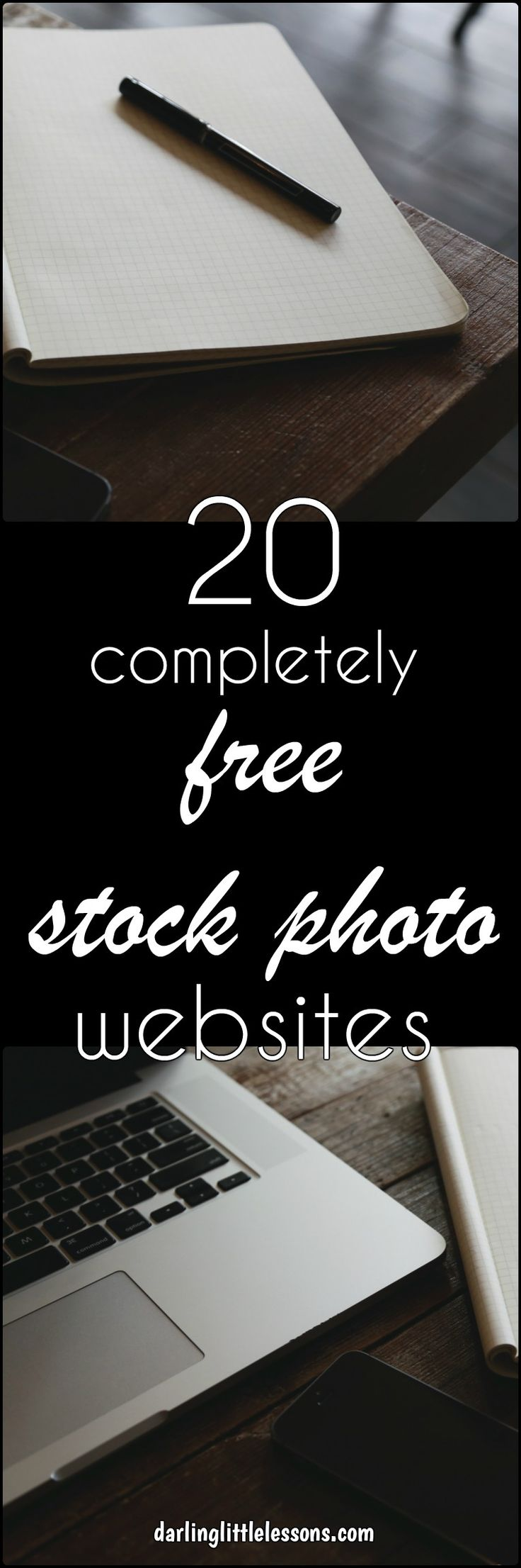 This is a great list of stock photo websites! All of them are completely free! Saving this for the next time I need a good stock photo. Perfect for a blogger.
