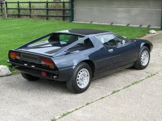 1982 MASERATI MERAK SS For Sale | Classic Cars For Sale, UK
