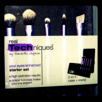 Real Techniques Starter Set   LUUUX