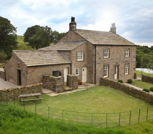 Broughton Hall near Skipton, offers a range of luxury holiday cottages within its grounds, where you can wake to views of the Yorkshire Dales.