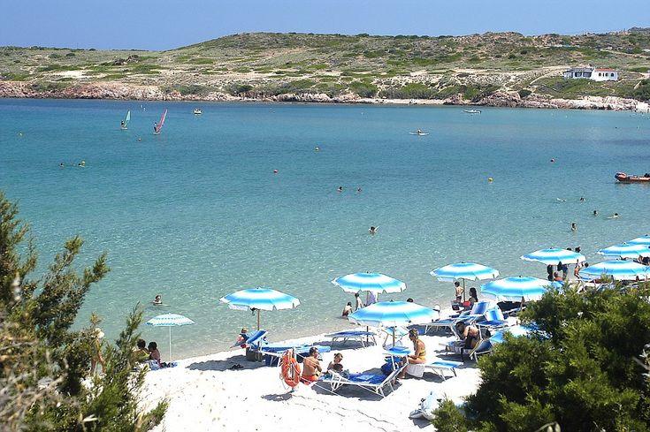 Close encounters: The beach is just a few minutes' walk from Hotel Marinedda…
