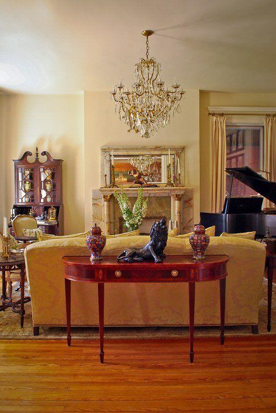 Chris Tylers Sense Of Stewardship House Tour Living Room