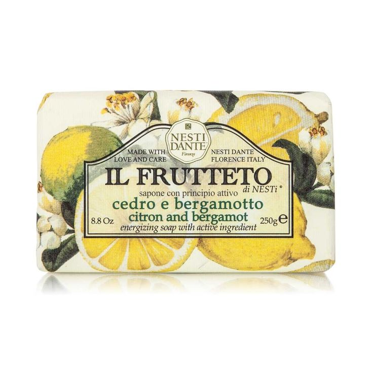 Nesti Dante Citron & Bergamot Scented Soap