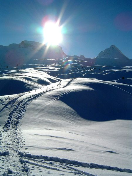 La Plagne (French Alps), France