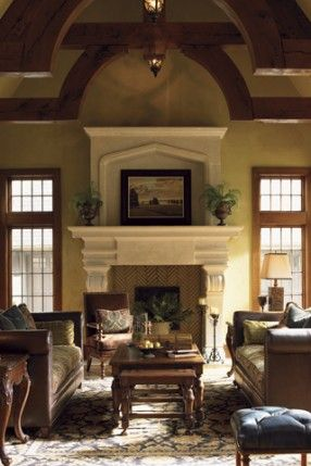 Decorating Ideas Colorado Style Great Room Ambiance Home Pinterest
