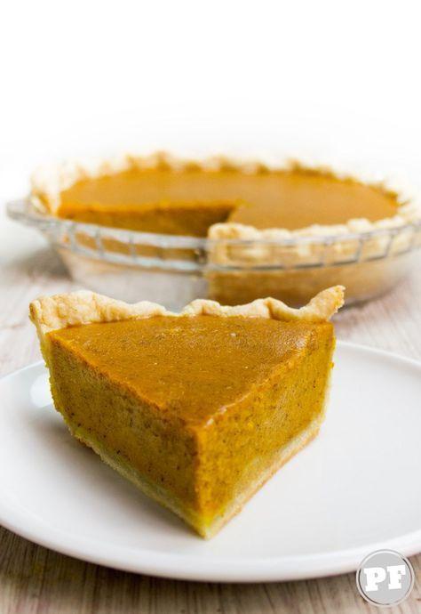 Pumpkin Pie: Torta de Abóbora estilo Americana