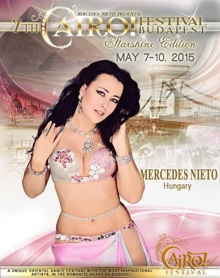 Mercedes Nieto www.cairofestival.com