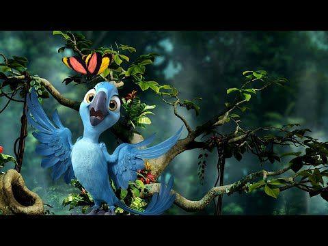 WhatsApp status Video Romantic song ( Cartoon best movie Rio ) - YouTube