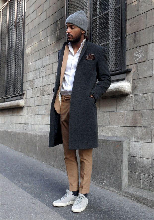 Long coat. #WORMLAND Men's Fashion likes to inspire you! #fall #winter