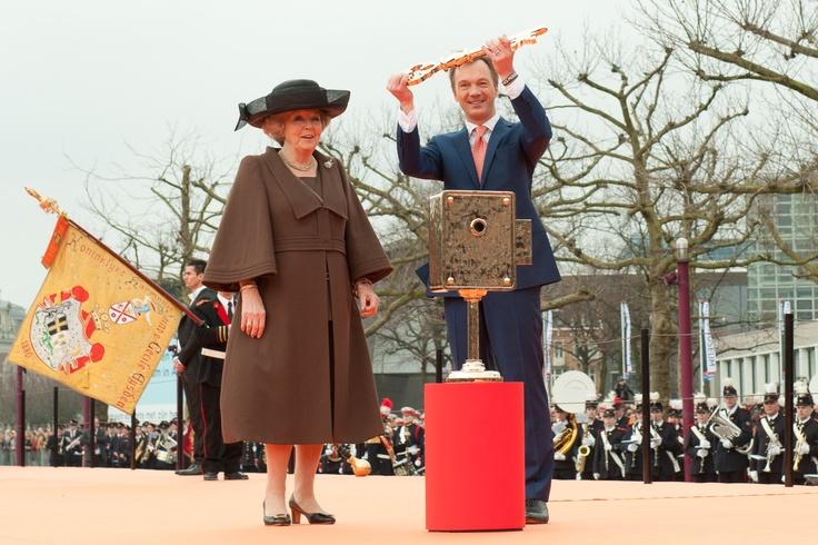 Rijksmuseum is open!
