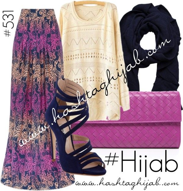 Hashtag Hijab Outfit #531