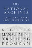 National Records Management Training Program