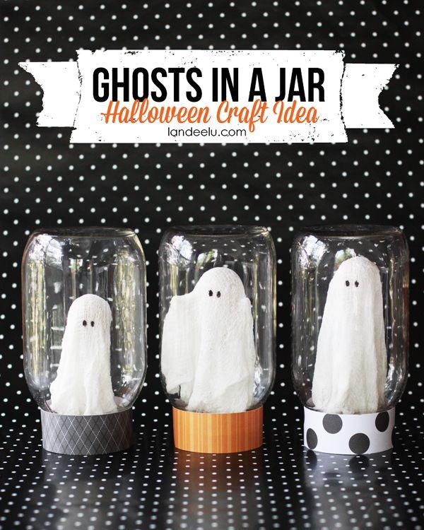 Fantasminhas no pote